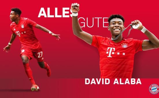 Sao đương thời: David Alaba - Người hùng thầm lặng của Bayern Munich!