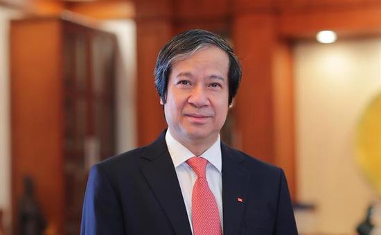 Bộ trưởng Bộ GD&ĐT Nguyễn Kim Sơn làm Chủ tịch Hội đồng Giáo sư nhà nước