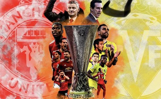 Thông tin trước trận Chung kết Europa League: Villarreal - Manchester United (02h00 ngày 27/5)