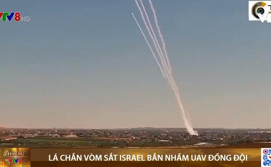 Israel thừa nhận hệ thống phòng không Vòm Sắt bắn nhầm UAV đồng đội