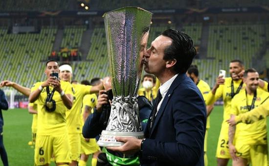 Unai Emery lập kỷ lục tại đấu trường Europa League