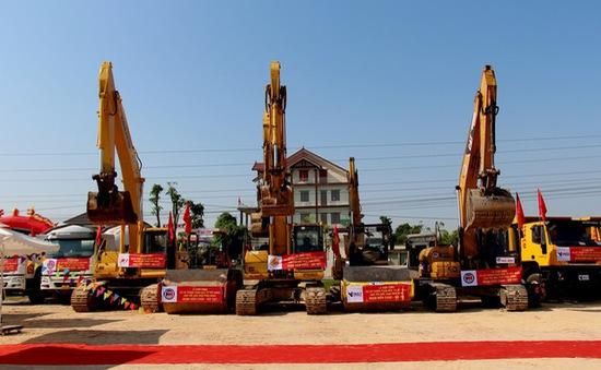 Khởi động toàn bộ dự án thành phần của cao tốc Bắc - Nam