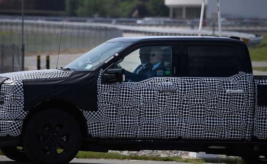 """Ford tham vọng """"điện hóa"""" 40% xe tới năm 2030"""