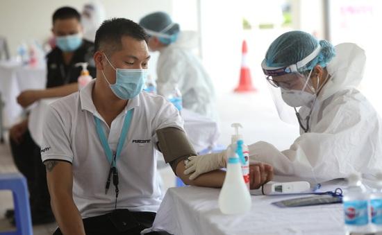 Bộ Y tế hướng dẫn xử lý khi có trường hợp mắc COVID-19 tại khu công nghiệp