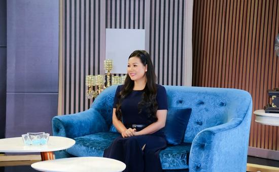 """Ca sĩ Dương Hồng Loan: """"Muốn giữ hạnh phúc gia đình, phải lấy lòng mẹ chồng"""""""
