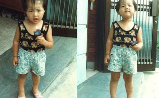 Song Joong Ki tiết lộ hay mặc đồ con gái lúc còn nhỏ