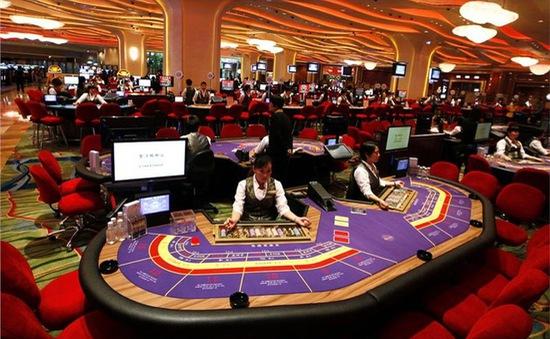 Vi phạm trong kinh doanh casino bị phạt tới 200 triệu đồng