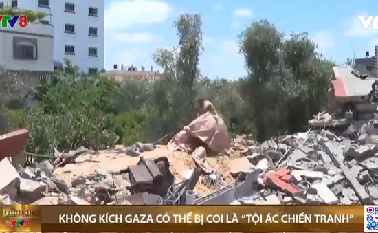 """Cao ủy Liên Hiệp Quốc cảnh báo Israel không kích Gaza có thể bị coi là """"tội ác chiến tranh"""""""