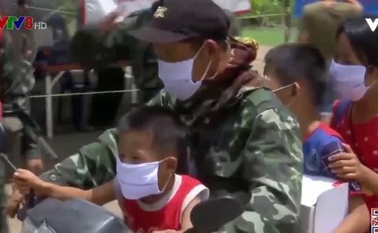 Giao tranh dữ dội tại Myanmar khiến 2 ngôi làng Thái Lan phải sơ tán
