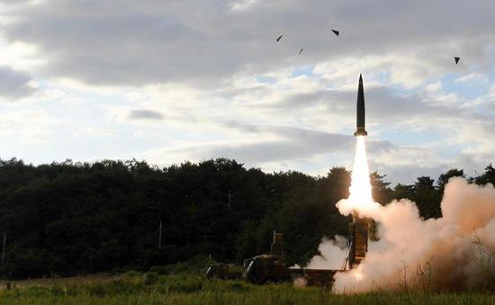 Hàn Quốc lên kế hoạch phát triển phương tiện phóng tên lửa