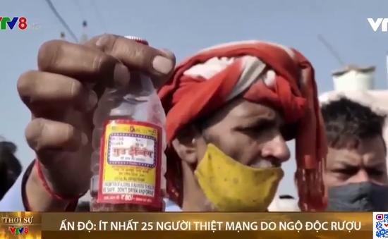 Ngộ độc rượu tại Ấn Độ