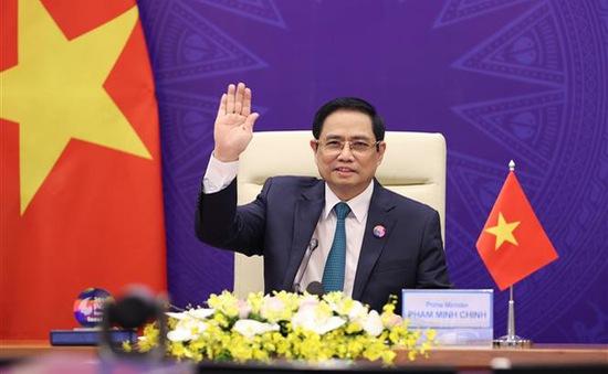 Thủ tướng Phạm Minh Chính đưa ra 6 giải pháp quan trọng tại Phiên thảo luận của Hội nghị P4G 2030