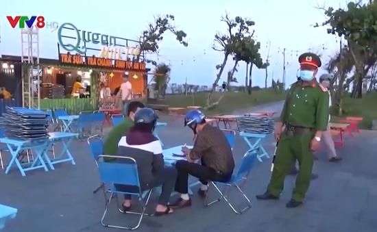 Phú Yên: Xử phạt người không đeo khẩu trang nơi công cộng