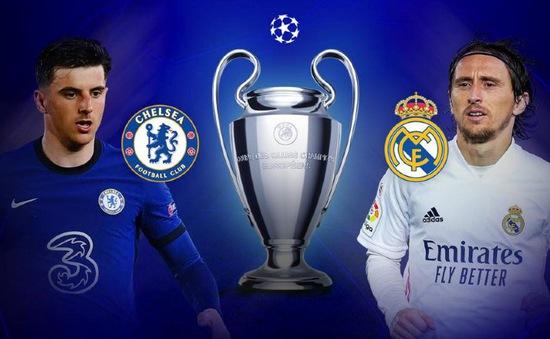 Chelsea vs Real Madrid: Lợi thế của The Blues! (2h00 ngày 6/5, bán kết lượt về Champions League)