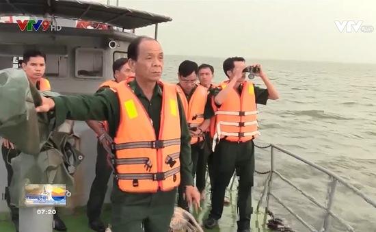 Cà Mau bổ sung tàu tuần tra ngăn chặn nhập cảnh trái phép