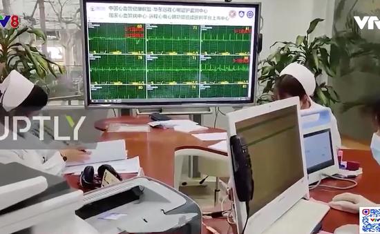 Bùng nổ dịch vụ khám bệnh từ xa tại Trung Quốc