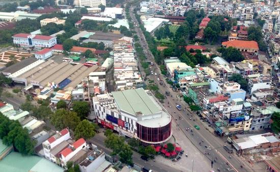 Nguồn thu tiền sử dụng đất của TP Hồ Chí Minh thấp kỷ lục
