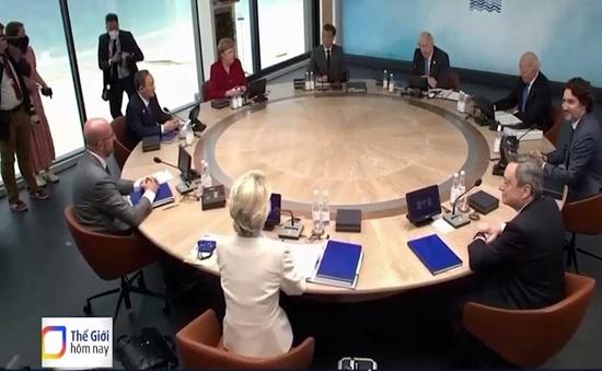 Chính thức khai mạc Hội nghị Thượng đỉnh G7 tại Anh