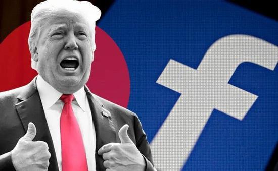 """Ông Trump cảm thấy """"hối hận"""" vì không cấm Facebook khi còn đương chức"""