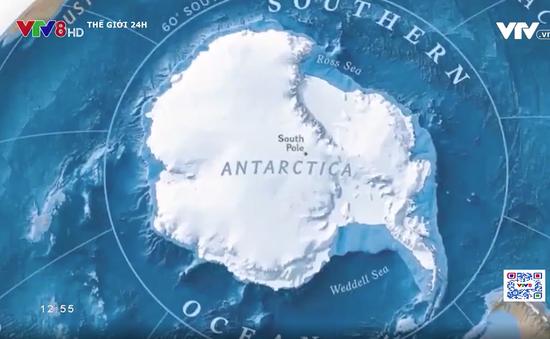 Trái đất đã có đại dương thứ 5