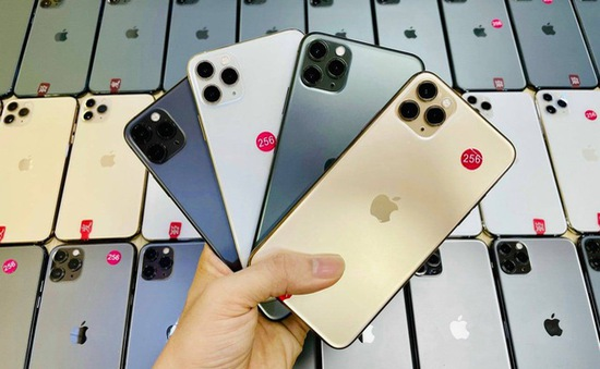 iPhone đời cũ đồng loạt giảm giá tại Việt Nam