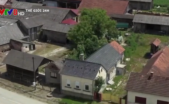 Croatia: Bán nhà ở với giá chỉ 3 nghìn đồng