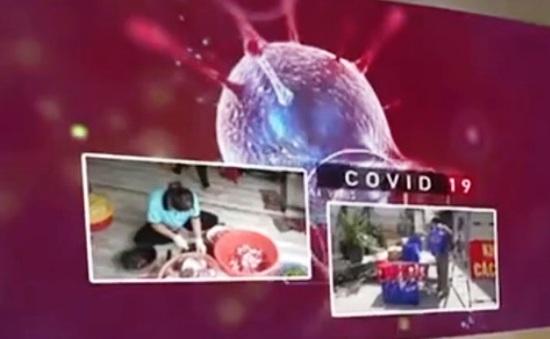 Ấm áp nghĩa tình trong đại dịch COVID-19