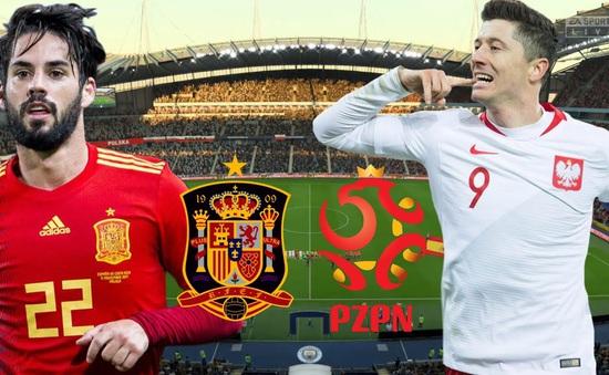 Nhận định Tây Ban Nha – Ba Lan: Chỉnh lại thước ngắm, Tây Ban Nha quyết lấy 3 điểm | 2h00 ngày 20/6 trực tiếp trên VTV3 và VTVGo