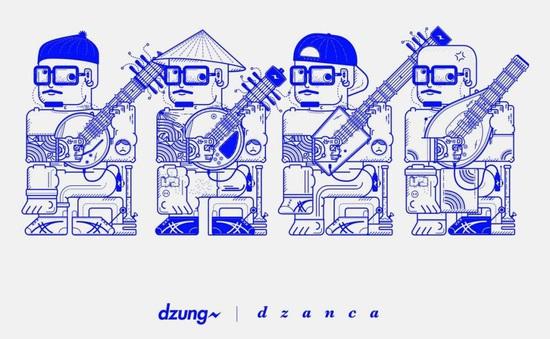 Dzacan - Khi dân ca kết hợp với Rock và mong muốn tôn vinh âm nhạc dân tộc