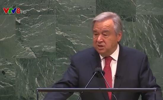 Tái bổ nhiệm Tổng Thư ký Liên hợp quốc Antonio Guterres