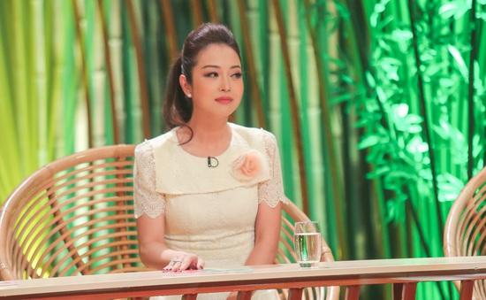 Nếu ghen, Jennifer Phạm sẽ trực tiếp nhắc nhở chồng