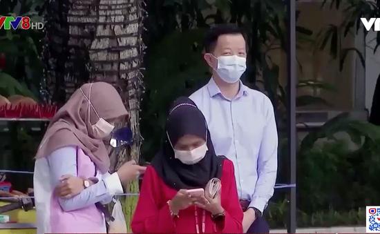 Tỉ lệ lây nhiễm COVID-19 hàng ngày tại Malaysia dẫn đầu châu Á