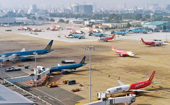 Mỗi ngày chỉ khai thác tối đa 63 chuyến bay khứ hồi ở Tân Sơn Nhất