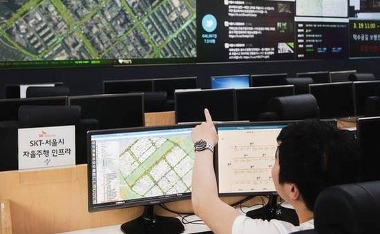 Hàn Quốc giới thiệu nhiều công nghệ, dịch vụ giúp đảm bảo an toàn giao thông