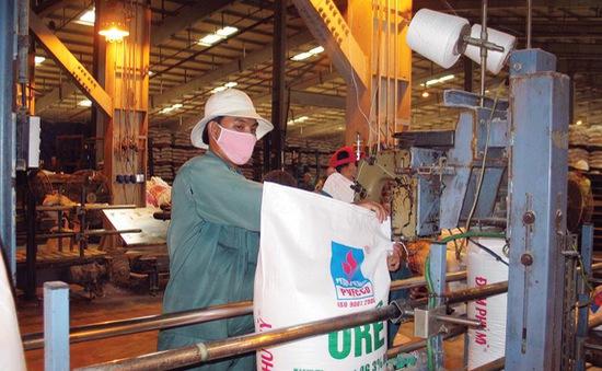 Giá phân bón tăng vọt, nông dân sản xuất cầm cự, lấy công làm lãi