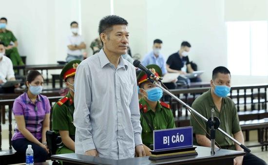 Đề nghị giữ nguyên hình phạt sơ thẩm đối với nguyên Giám đốc CDC Hà Nội Nguyễn Nhật Cảm