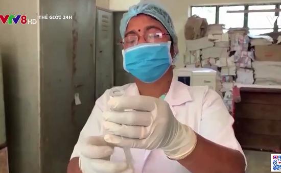Hàng nghìn người ở Ấn Độ bị tiêm vắc-xin COVID-19 giả