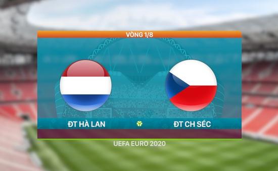 VIDEO Highlights: ĐT Hà Lan 0-2 ĐT CH Séc | Vòng 1/8 UEFA EURO 2020