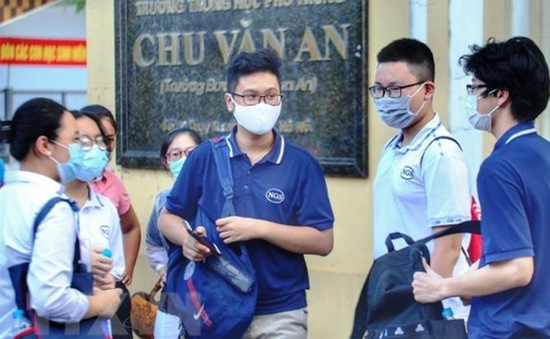 Học sinh trúng tuyển lớp 10 của Hà Nội phải xác nhận nhập học từ ngày 1-3/7