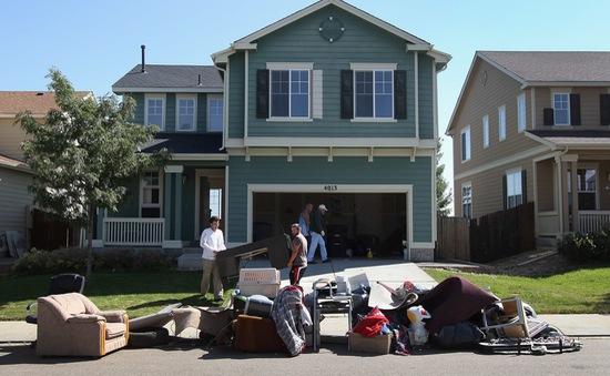 Hàng triệu người thuê nhà Mỹ đứng trước nguy cơ mất chỗ ở