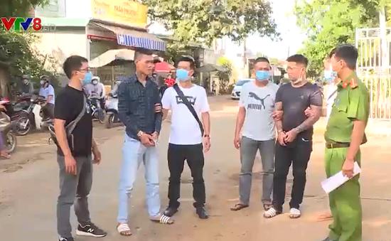 Đắk Lắk: Bắt 2 đối tượng cướp giật tài sản