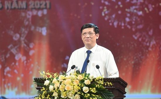 Bộ trưởng Nguyễn Thanh Long: Bộ Y tế nỗ lực đàm phán hơn 200 cuộc để có 130 triệu liều vaccine phòng COVID-19