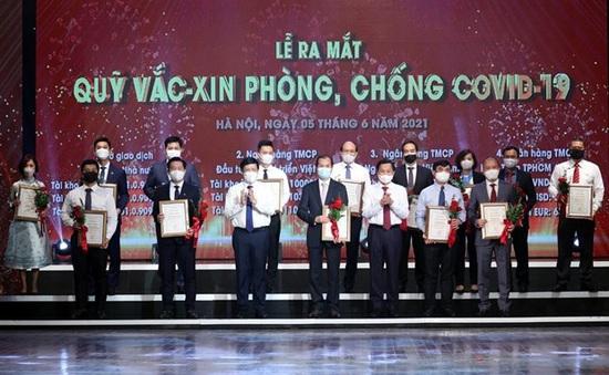 Minh bạch quản lý và sử dụng quỹ vaccine phòng chống COVID-19
