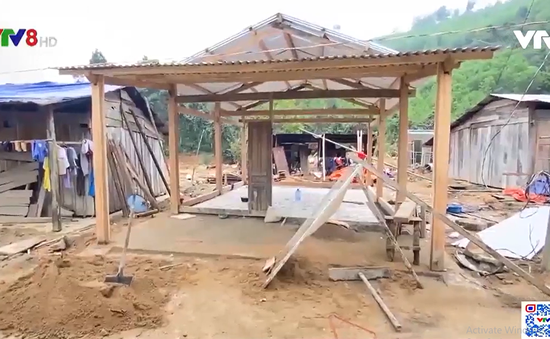 Quảng Nam: Chậm tái định cư cho người dân miền núi sau thiên tai