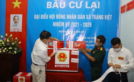 Hà Nội và một số địa phương tổ chức bầu thêm, bầu lại