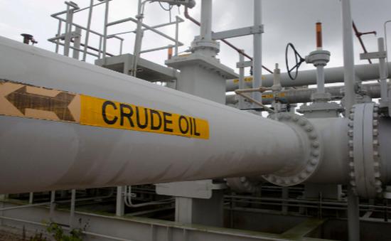 Giá dầu thô tăng cao nhất trong hơn 2 năm