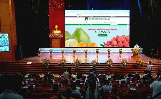Doanh nghiệp Singapore hỗ trợ nông sản Việt xuất khẩu trực tuyến giữa đại dịch