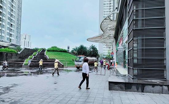 Hà Nội: Nữ giúp việc nhảy từ tầng 18 chung cư