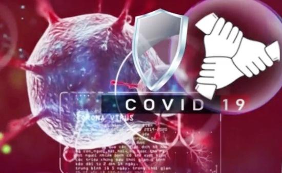 """Cộng đồng """"chia lửa"""" với tuyến đầu chống dịch COVID-19"""