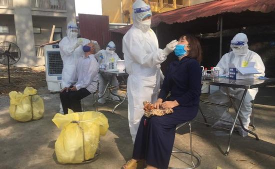 Khẩn trương bổ sung 500.000 test nhanh kháng nguyên COVID-19 cho Bắc Ninh